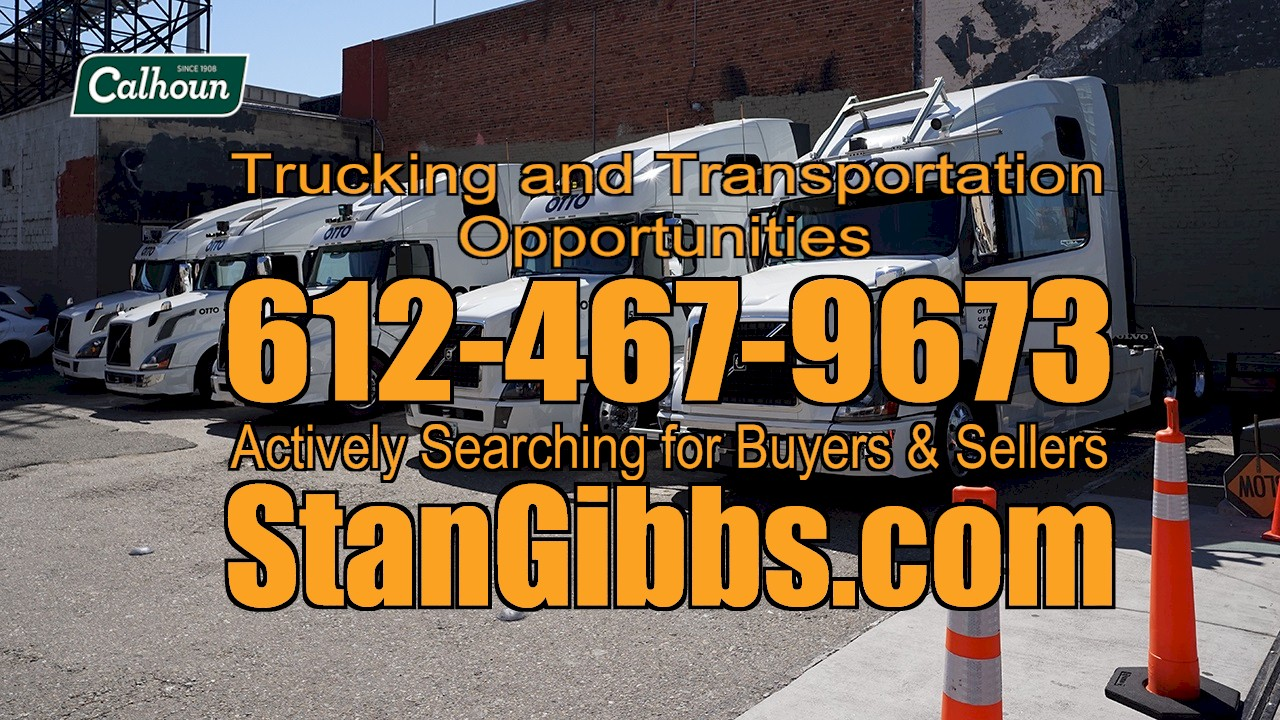 Trucking and Transportation Opportunities image
