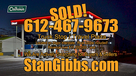 Sold Truck Stop image